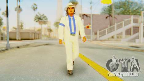 Michael Jackson - Smooth Criminal für GTA San Andreas zweiten Screenshot