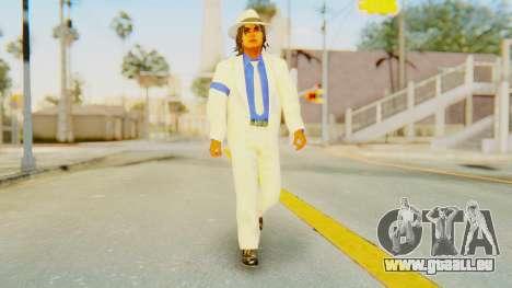 Michael Jackson - Smooth Criminal für GTA San Andreas zweiten Screenshot