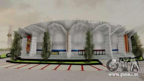 Stadium LS pour GTA San Andreas quatrième écran