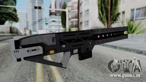 GTA 5 Railgun - Misterix 4 Weapons für GTA San Andreas zweiten Screenshot