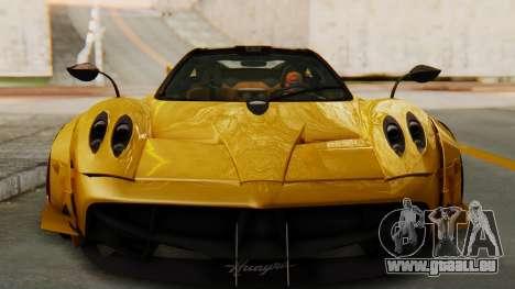 Pagani Huayra LB Performance V.2 pour GTA San Andreas