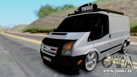 Ford Transit 2007 Model AirTran für GTA San Andreas