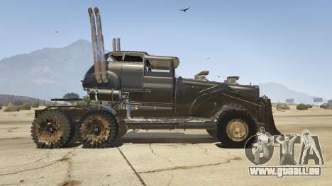 Mad Max The War Rig für GTA 5