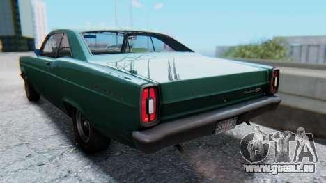 Ford Fairlane 500 1967 v1.1 für GTA San Andreas linke Ansicht