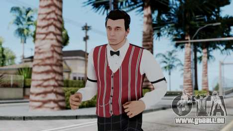 Be My Valentine DLC Male Skin pour GTA San Andreas