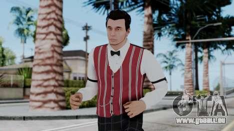 Be My Valentine DLC Male Skin für GTA San Andreas