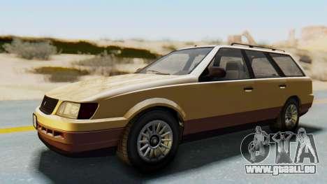 GTA 5 Vulcar Ingot pour GTA San Andreas
