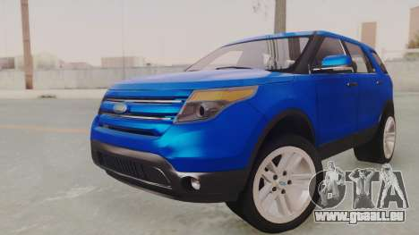 Ford Explorer für GTA San Andreas