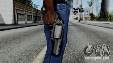 CoD Black Ops 2 - Executioner (Menendez) pour GTA San Andreas troisième écran