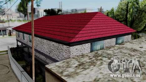 LS_Johnson Maison V2.0 pour GTA San Andreas troisième écran