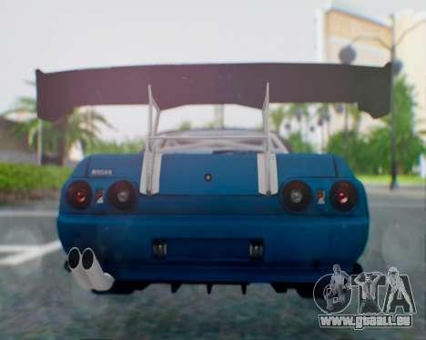 Nissan Skyline R32 GTR pour GTA San Andreas