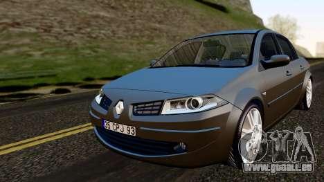 Renault Megane CPJ für GTA San Andreas