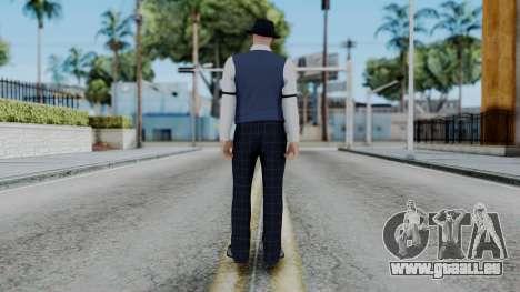 GTA Online Be My Valentine Skin 5 pour GTA San Andreas troisième écran