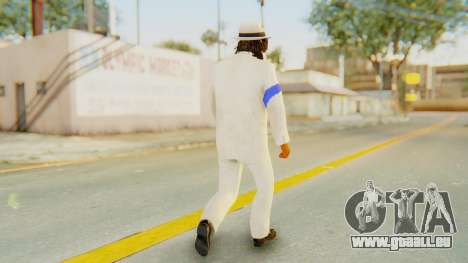 Michael Jackson - Smooth Criminal für GTA San Andreas dritten Screenshot