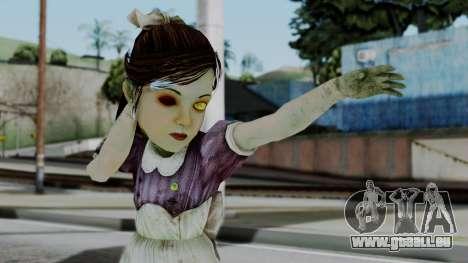 Bioshock 2 - Little Sister pour GTA San Andreas