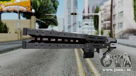 GTA 5 Railgun - Misterix 4 Weapons für GTA San Andreas