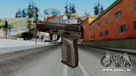 CoD Black Ops 2 - TAC-45 für GTA San Andreas zweiten Screenshot