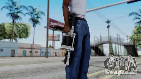 GTA 5 Grenade Launcher pour GTA San Andreas troisième écran
