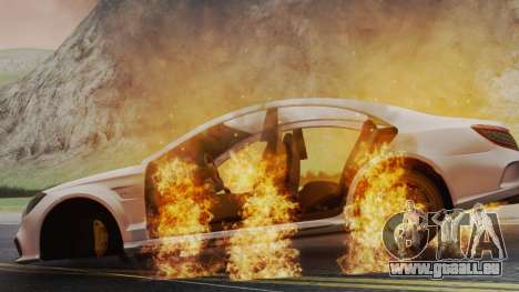 GTA 5 Particles and Effects pour GTA San Andreas