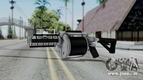 GTA 5 Grenade Launcher für GTA San Andreas