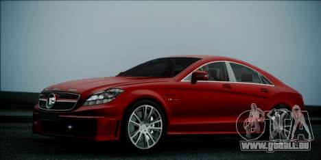 Mercedes-Benz CLS 63 BRABUS pour GTA San Andreas