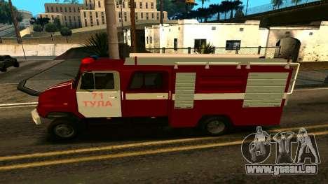 ZIL-5301 pour GTA San Andreas laissé vue