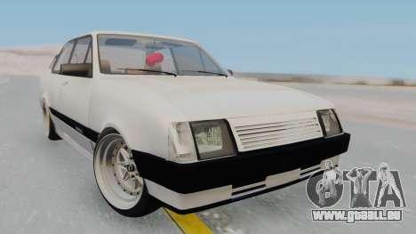 Chevrolet Chevette Stance pour GTA San Andreas