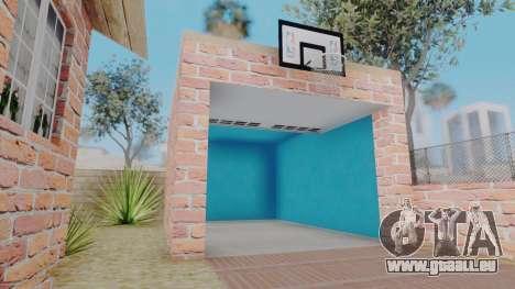New Big Smoke House pour GTA San Andreas quatrième écran