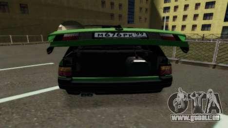 Volkswagen Passat B3 Variant für GTA San Andreas rechten Ansicht
