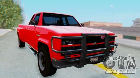 GTA 5 Vapid Bobcat XL für GTA San Andreas