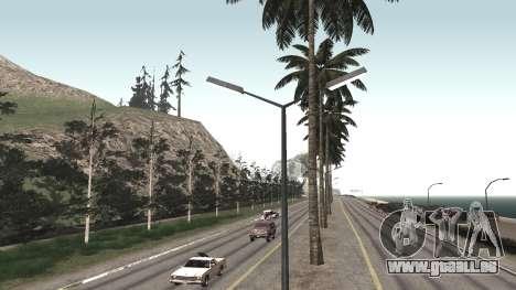 Route de réparation-Les Saints - Les entreprises pour GTA San Andreas