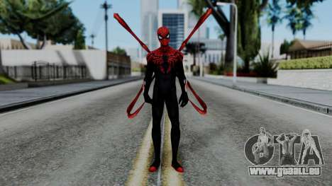 Marvel Future Fight - Superior Spider-Man v2 für GTA San Andreas zweiten Screenshot