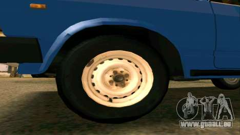 VAZ 2104 für GTA San Andreas Seitenansicht