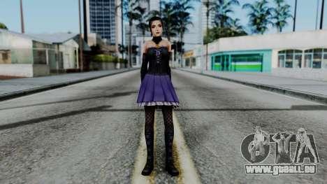 Marvel Future Fight - Sister Grimm pour GTA San Andreas deuxième écran