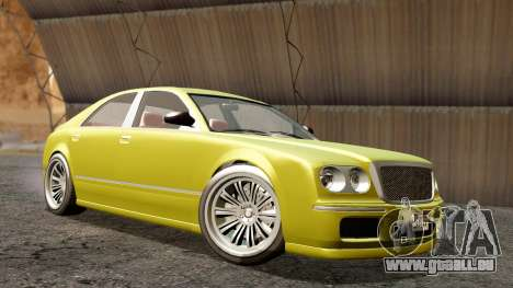 GTA 5 Enus Cognoscenti 55 IVF pour GTA San Andreas