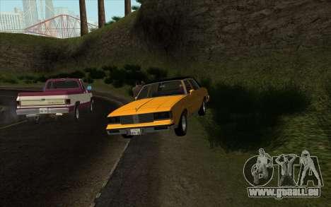 Lebenssituation 4.0 für GTA San Andreas zweiten Screenshot