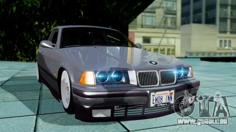 BMW M3 Coupe E36 (320i) 1997 für GTA San Andreas