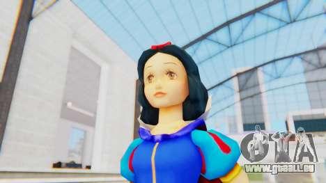 Snow White pour GTA San Andreas
