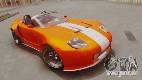 GTA 5 Bravado Banshee 900R für GTA San Andreas