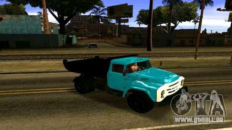 ZIL 130 für GTA San Andreas