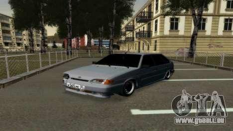 VAZ 2114 Brodyaga pour GTA San Andreas