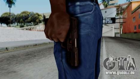 CoD Black Ops 2 - TAC-45 für GTA San Andreas dritten Screenshot