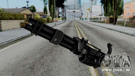 CoD Black Ops 2 - Dead Machine pour GTA San Andreas