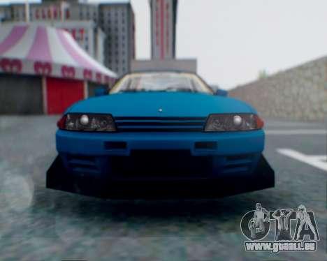 Nissan Skyline R32 GTR pour GTA San Andreas roue