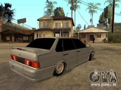 VAZ-2115 für GTA San Andreas rechten Ansicht
