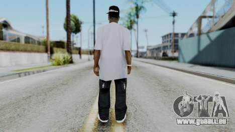 New Fam3 pour GTA San Andreas troisième écran