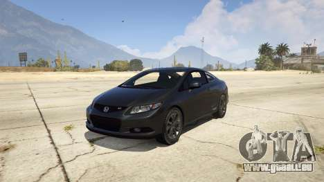 Honda Civic SI für GTA 5