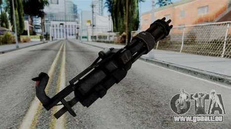 CoD Black Ops 2 - Dead Machine pour GTA San Andreas deuxième écran