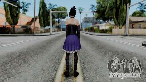 Marvel Future Fight - Sister Grimm pour GTA San Andreas troisième écran