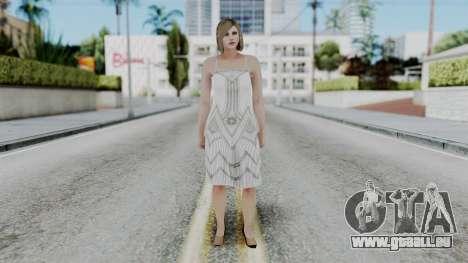 GTA Online Be My Valentine Skin 3 pour GTA San Andreas deuxième écran